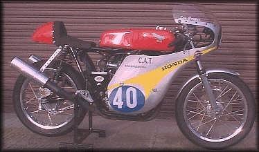 C A T Honda Classic Racing